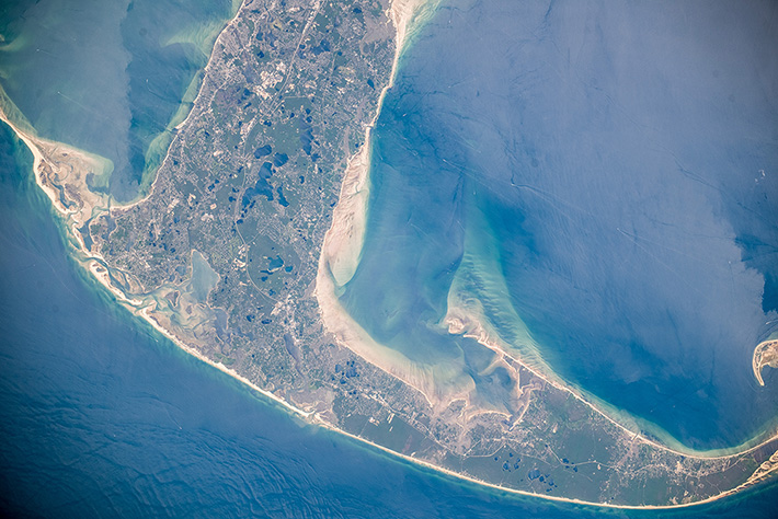 Cape Cod Bay. USA