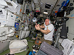 Проверка экосферы на МКС