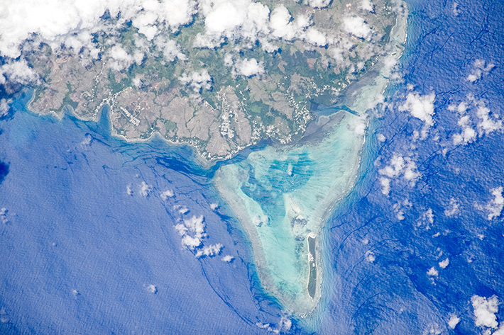 Остров Гуам, южная часть
