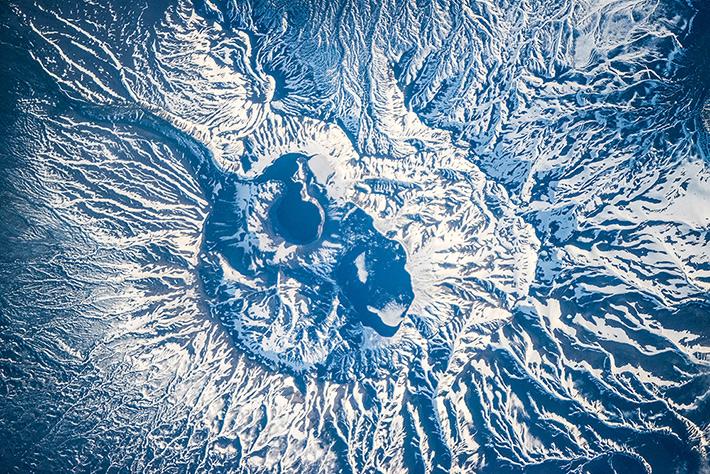 Вулканический массив Ксудач, Камчатка