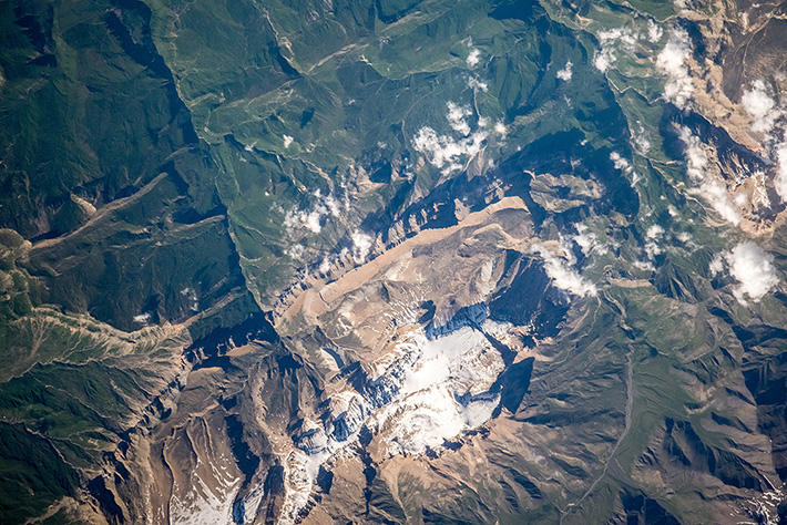Гора Шахдаг, Азербайджан