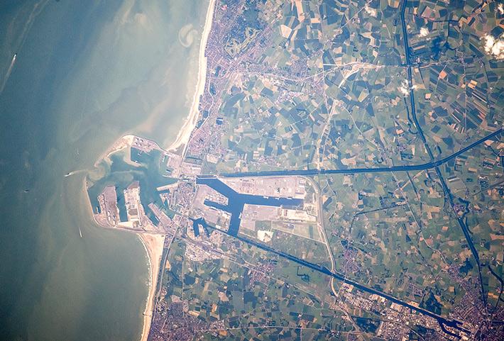 Города мира - Зебрюгге, Бельгия