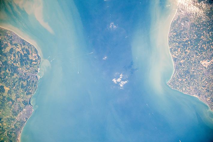 Пролив Ла-Манш
