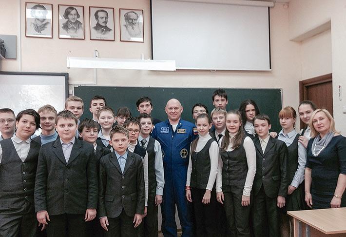 Посещение школьных и дошкольных учреждений в апреле 2015 г.