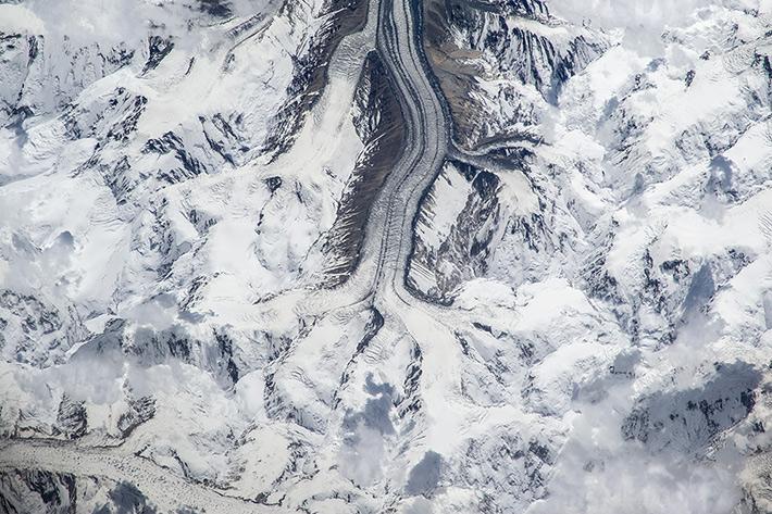Ледники Памира