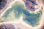 Краски земли - Озеро Урмия, Восточный Азербайджан (Иран)