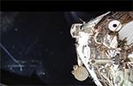 Отработка двигателей ориентации МКС
