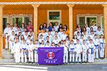 Встреча в детском лагере Орлёнок в Клинском районе