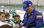 В Нефтекамске на торжествах по случаю чемпионского сезона ВХЛ