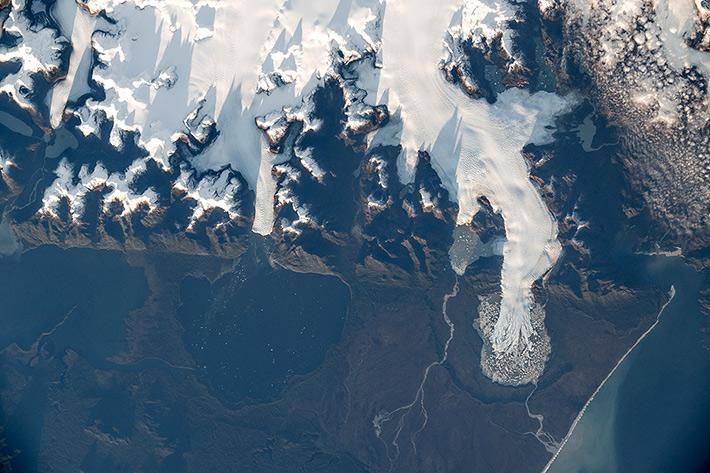San Quintin Glacier, Chile