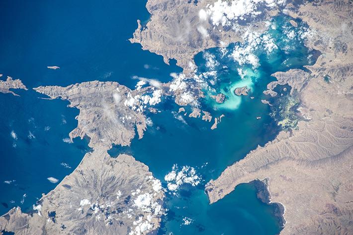 На озере Титикака