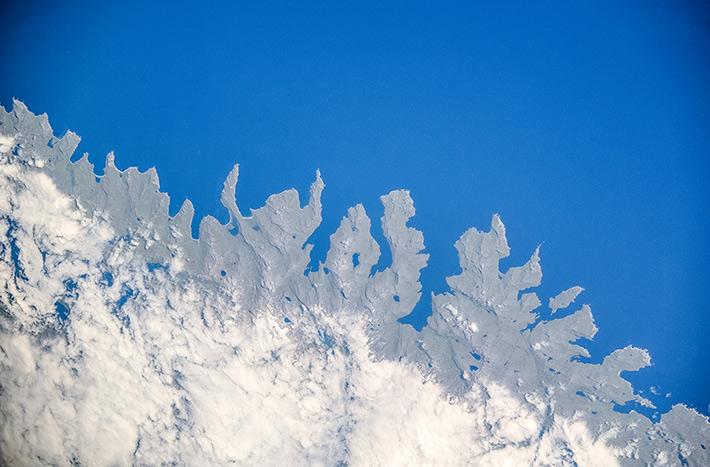 Aleutian Islands. Unalaska Island