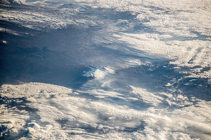 Kamchatka Volcanos