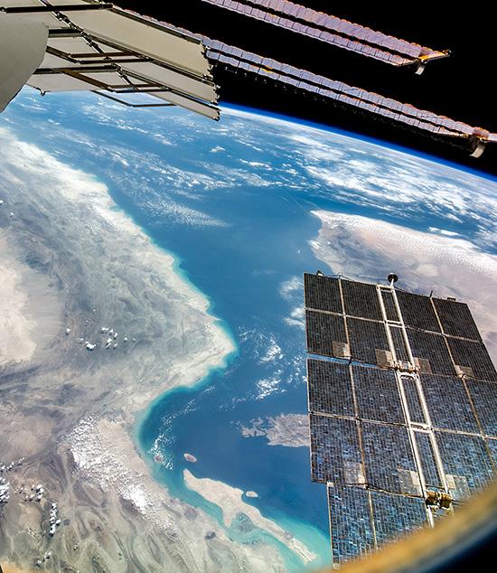 Strait of Hormuz & Gulf of Oman
