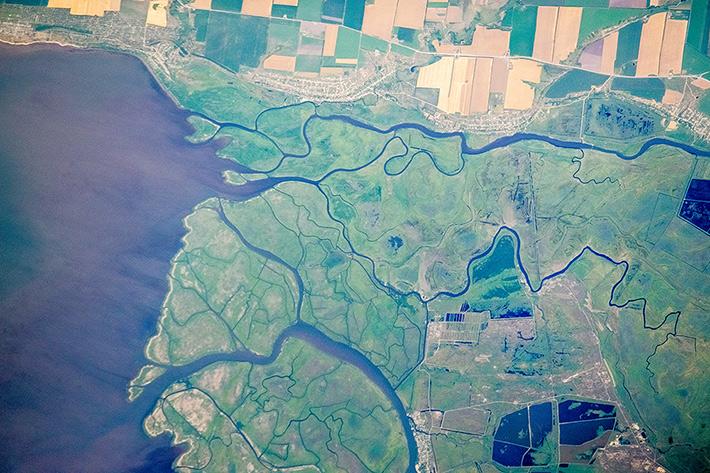 Don River Delta