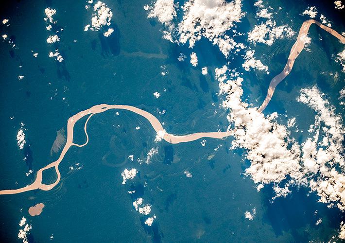 Madre de Dios River, Bolivia