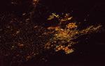 Ночной Каир. Египет