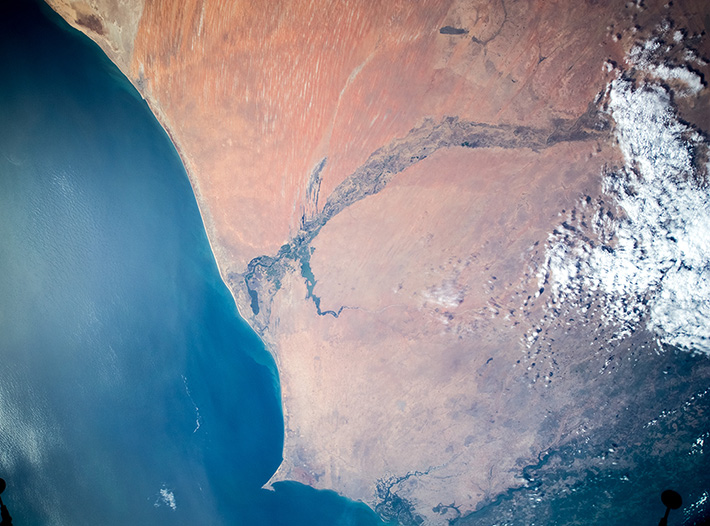 Река Серегал, Западная Африка
