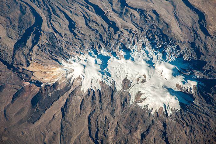 Coropuna Volcano, Peru