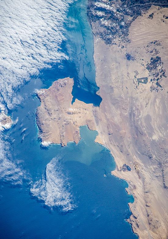 Paracas Peninsula. Peru