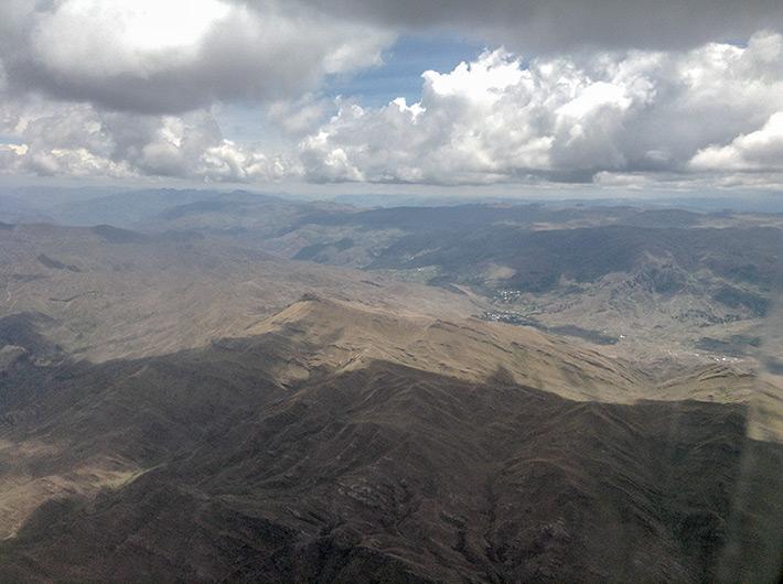 Лима, Перу. Вслед за Президентами...