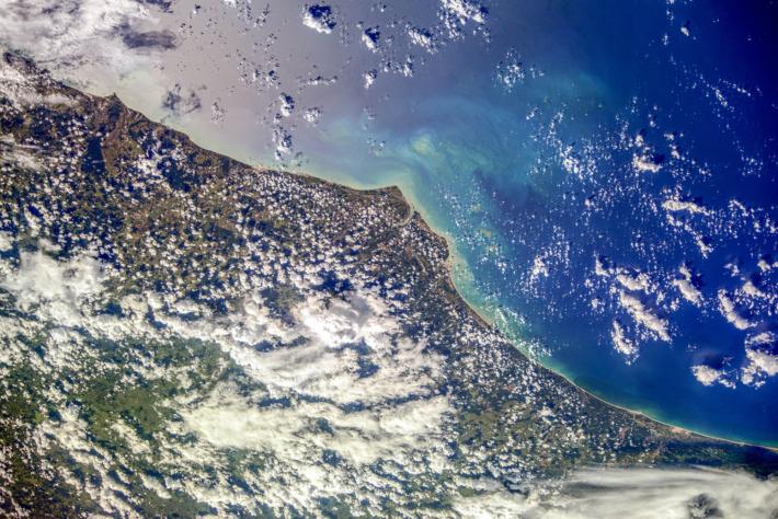 На юге Бразилии