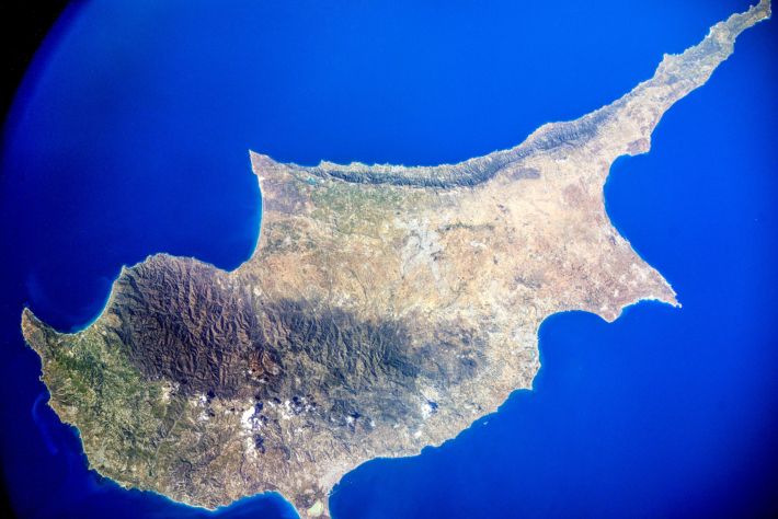 Cyprus is the mythical birthplace of Aphrodite